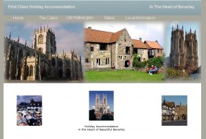 Holiday accommodation in Beverley
